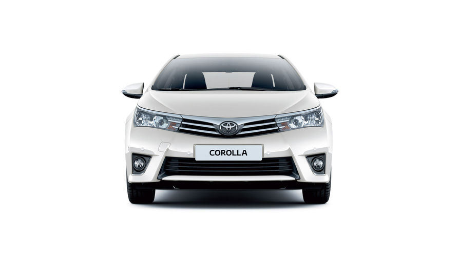Toyota Corolla City