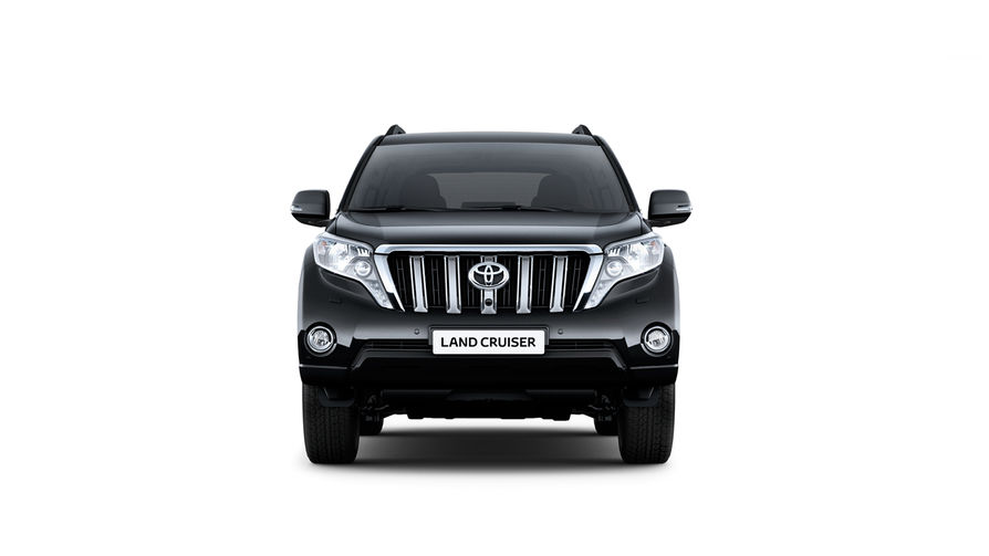 Toyota Land Cruiser Prado Base