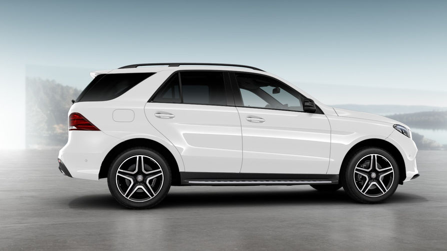 Mercedes Benz GLE 400 4MATIC
