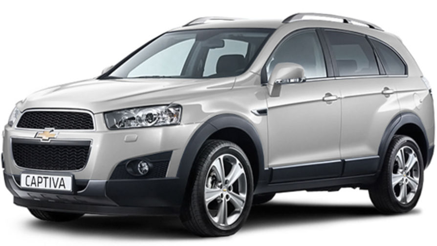 Chevrolet Captiva LT+