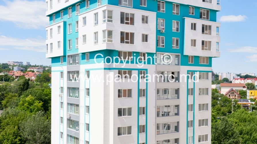 "Complex locativ ""Panoramic"" Melestiu 26/9, 26/10, фото 4, цена 715€ м2 - Panoramic"