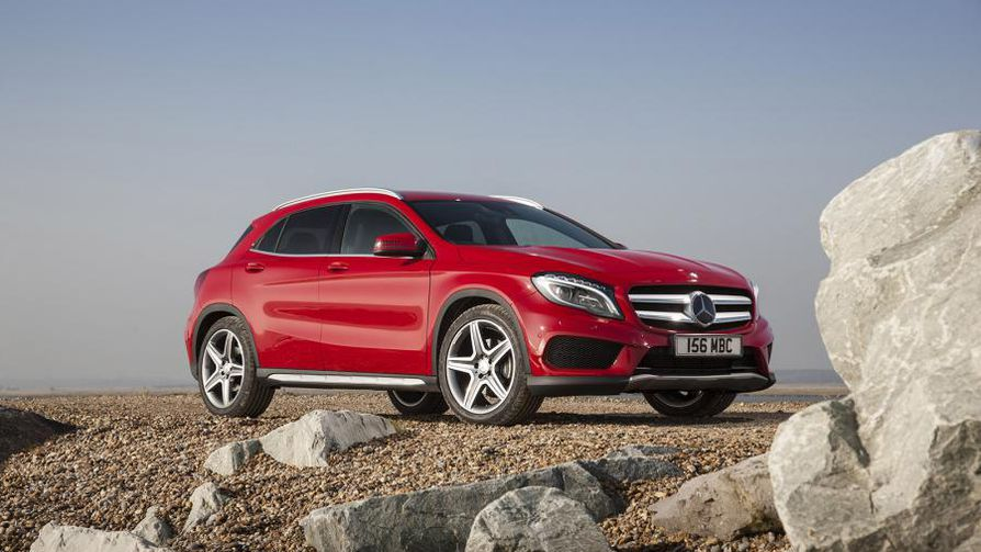 Mercedes Benz GLA 250 4M