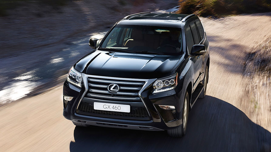 Lexus GX Series 460 LUXURY