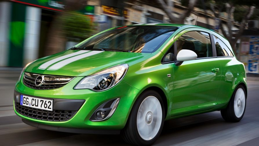 Opel Corsa Color Edition