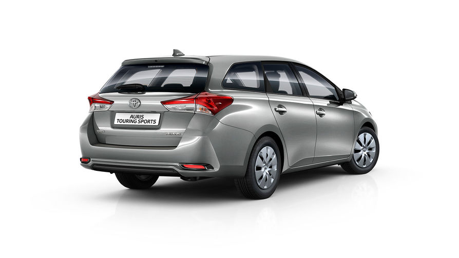 Toyota Auris Touring Sports Live