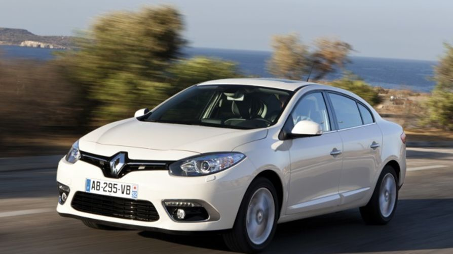 Renault Fluence Authentique