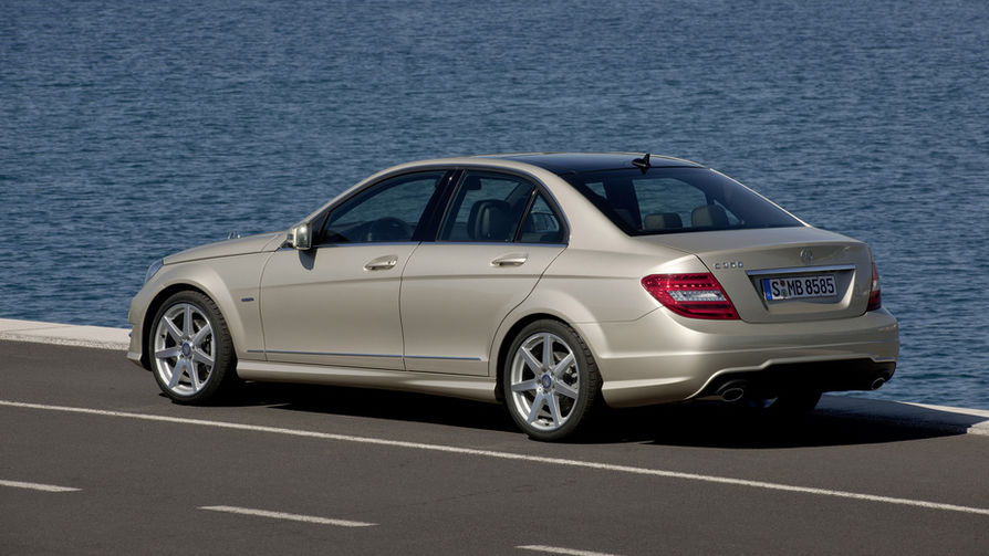 Mercedes Benz C Класс 180 BlueEFFICIENCY