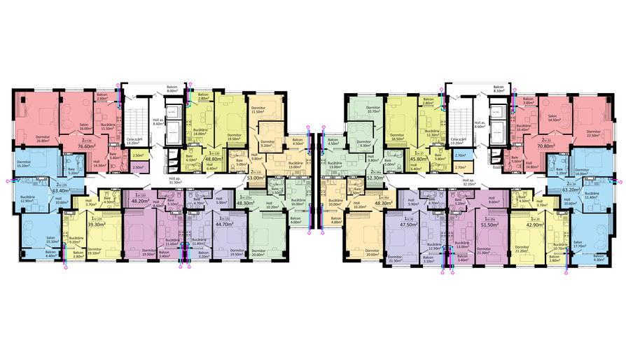 Блок №1 - 2021 год, I квартал