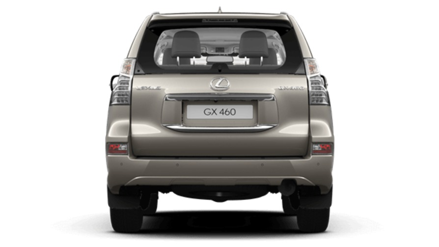 Lexus GX Series 460 LUXURY+