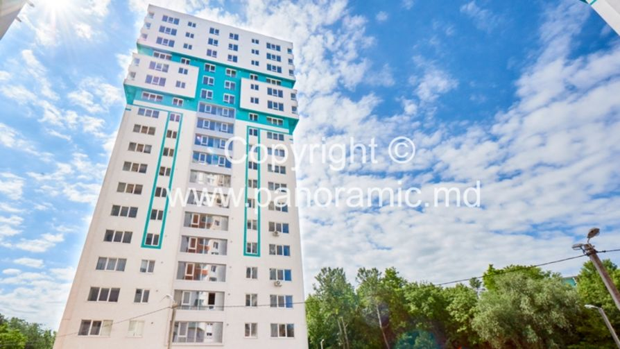 "Complex locativ ""Panoramic"" Melestiu 26/9, 26/10, фото 2, цена 715€ м2 - Panoramic"