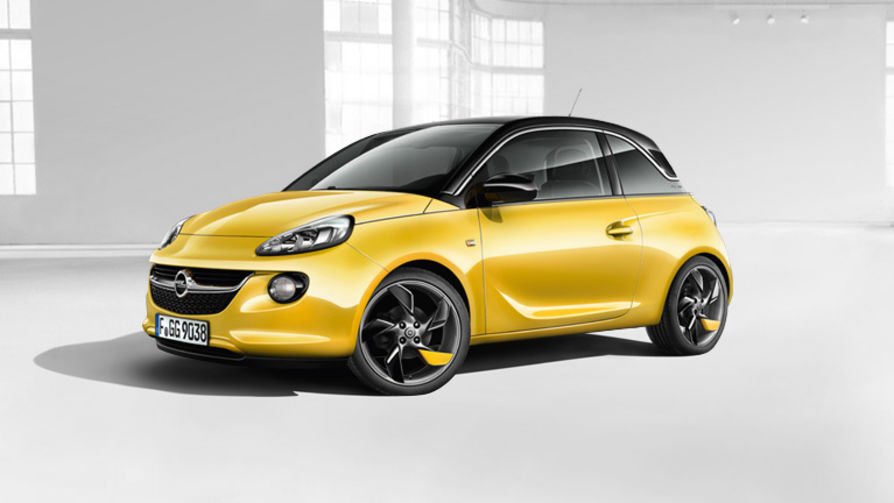 Opel Adam Slam