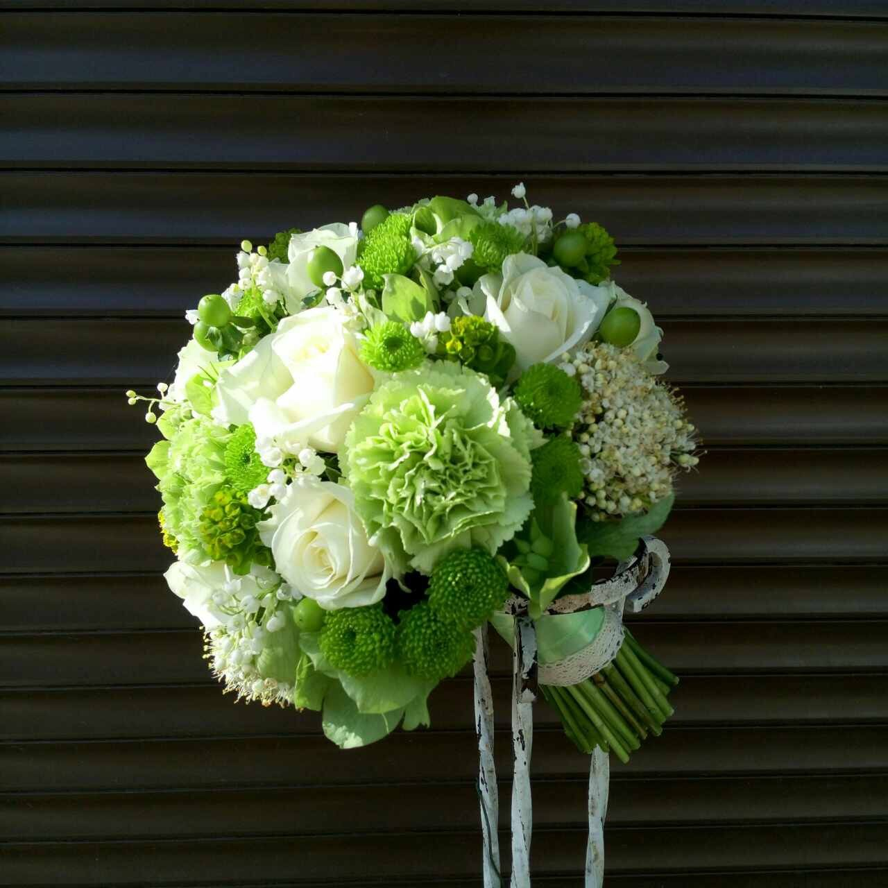 Buchetul Miresei Decoratiuni Din Flori Naturale