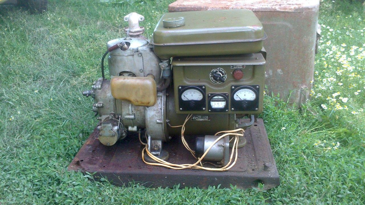 военный генератор в картинках