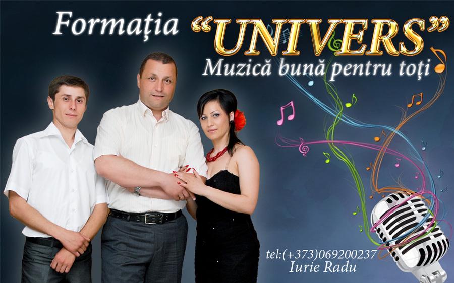 Formatia Univers Muzica Buna Pentru Toti