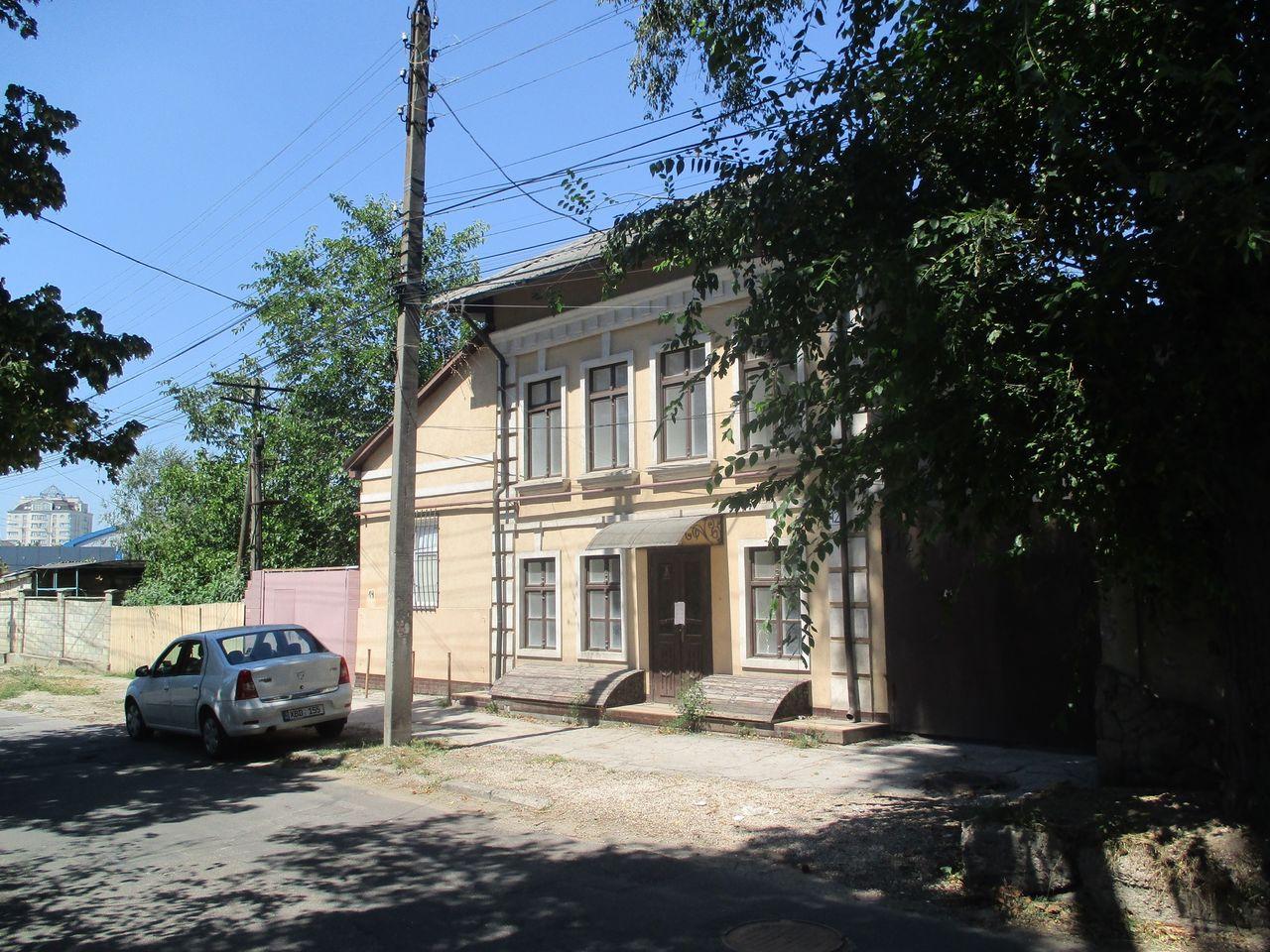 Banca vinde casa oficiu in centru for Banca in casa