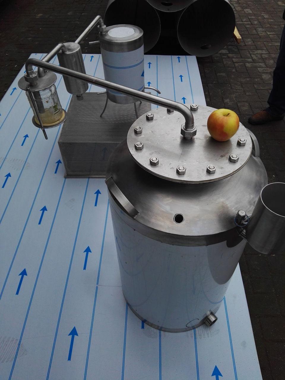 Самогонный аппарат из пищевой стали автоклавы для домашнего консервирования электрический купить в