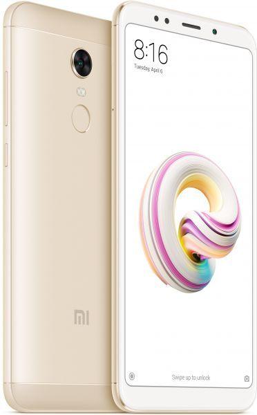 Se vinde Xiaomi Redmi 5 Plus Gold, Global Version