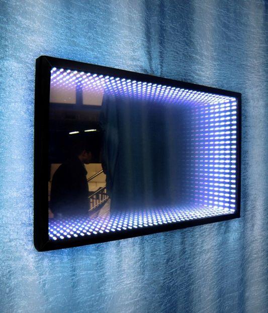 Зеркала с светодиодной подсветкой  видео