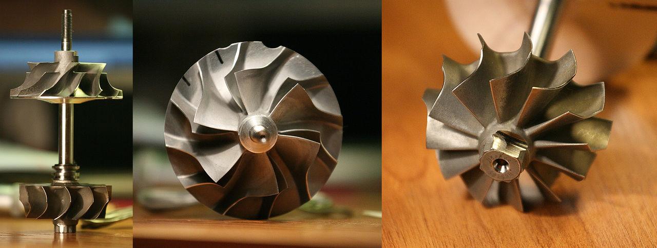 Изготовление турбины своими руками