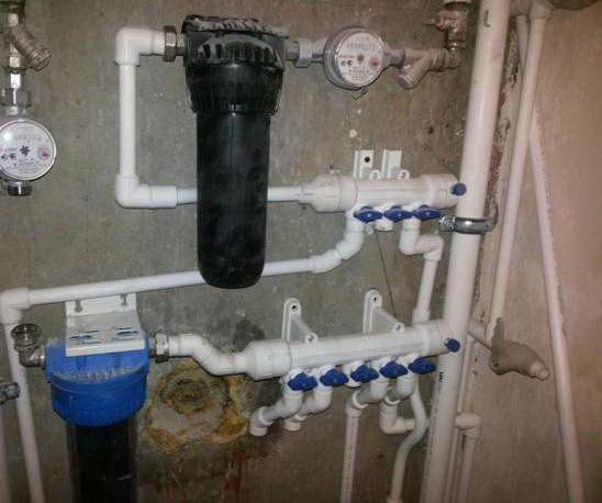Как сделать хорошую воду в квартире 297