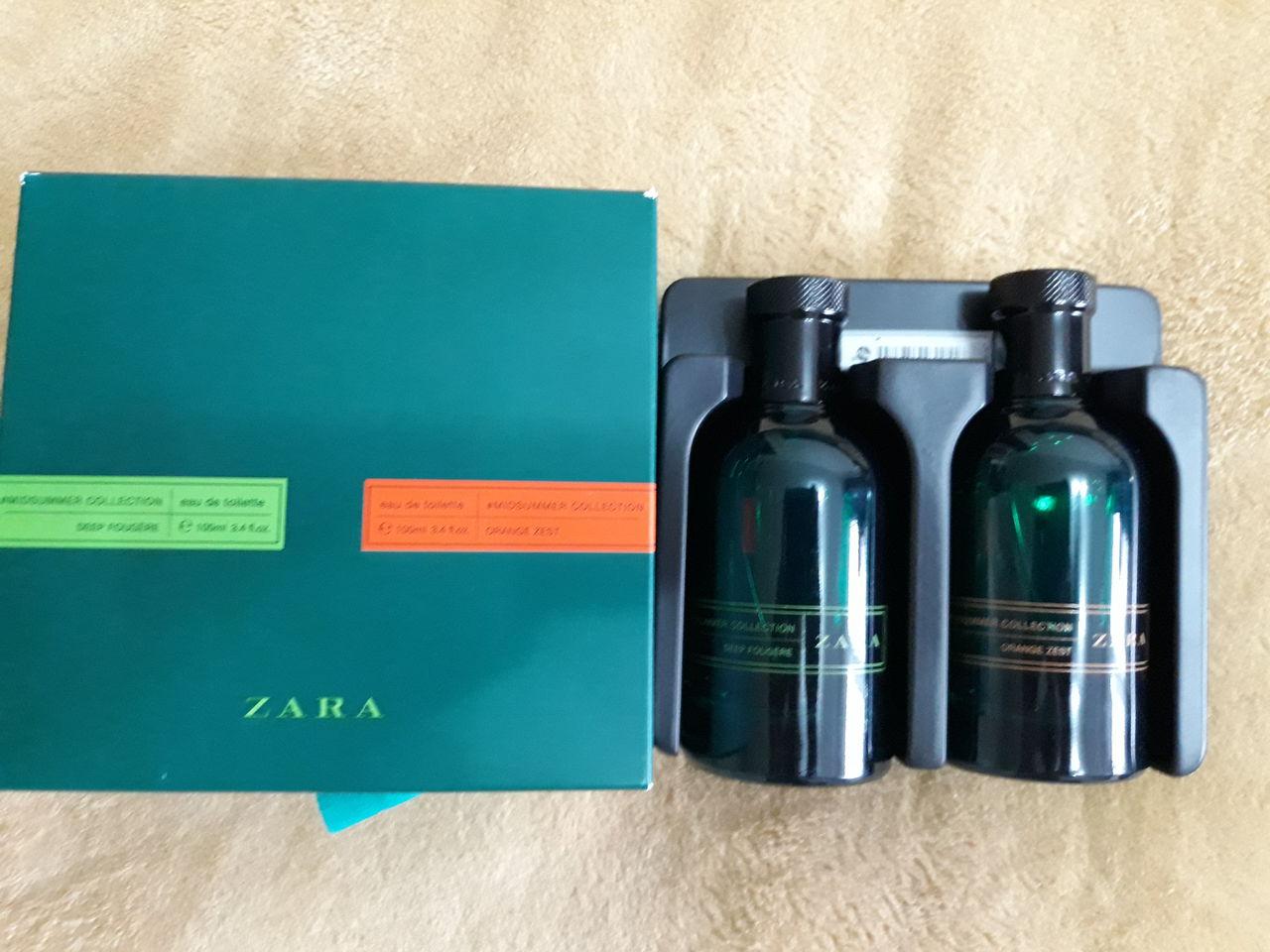 Parfum Zara Original 100