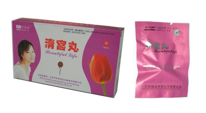 Китайские тампоны для лечения женских болезней