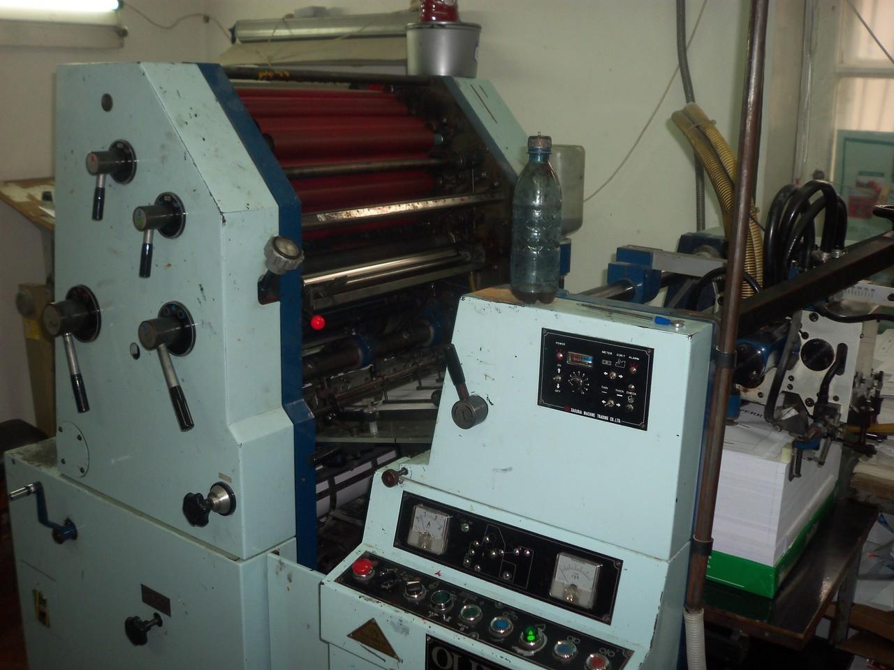 продам печатный станок - 11