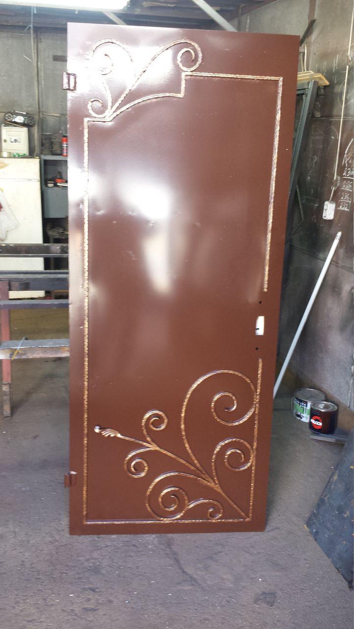 двери железные от 2000
