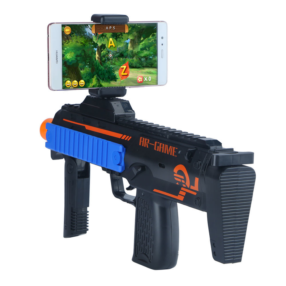 AR Game Gun - автомат дополненной реальности в Муроме