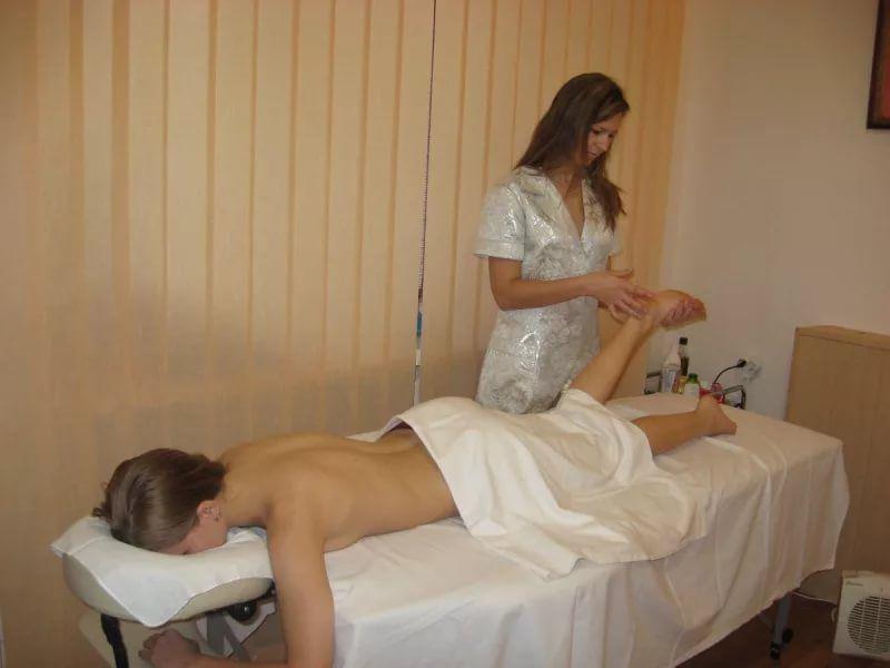 салон массаж молодые русские