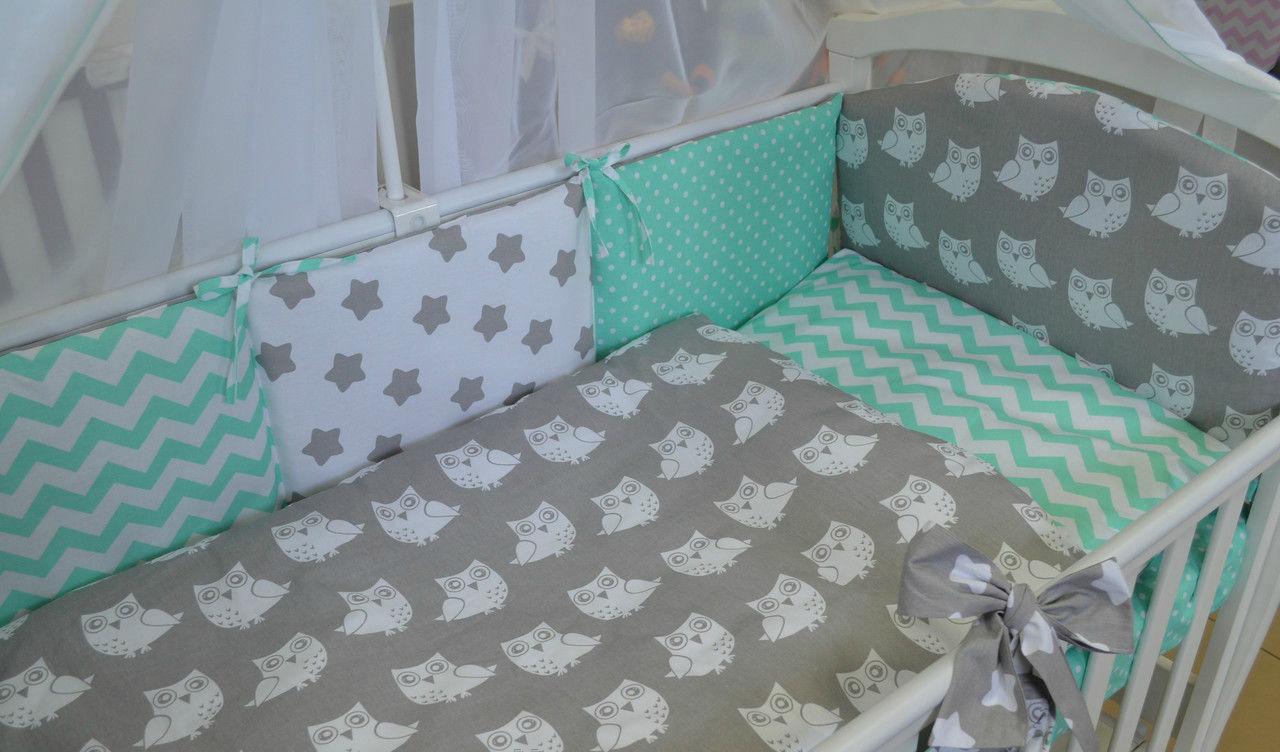 Постельное белье в кроватку сшить 47