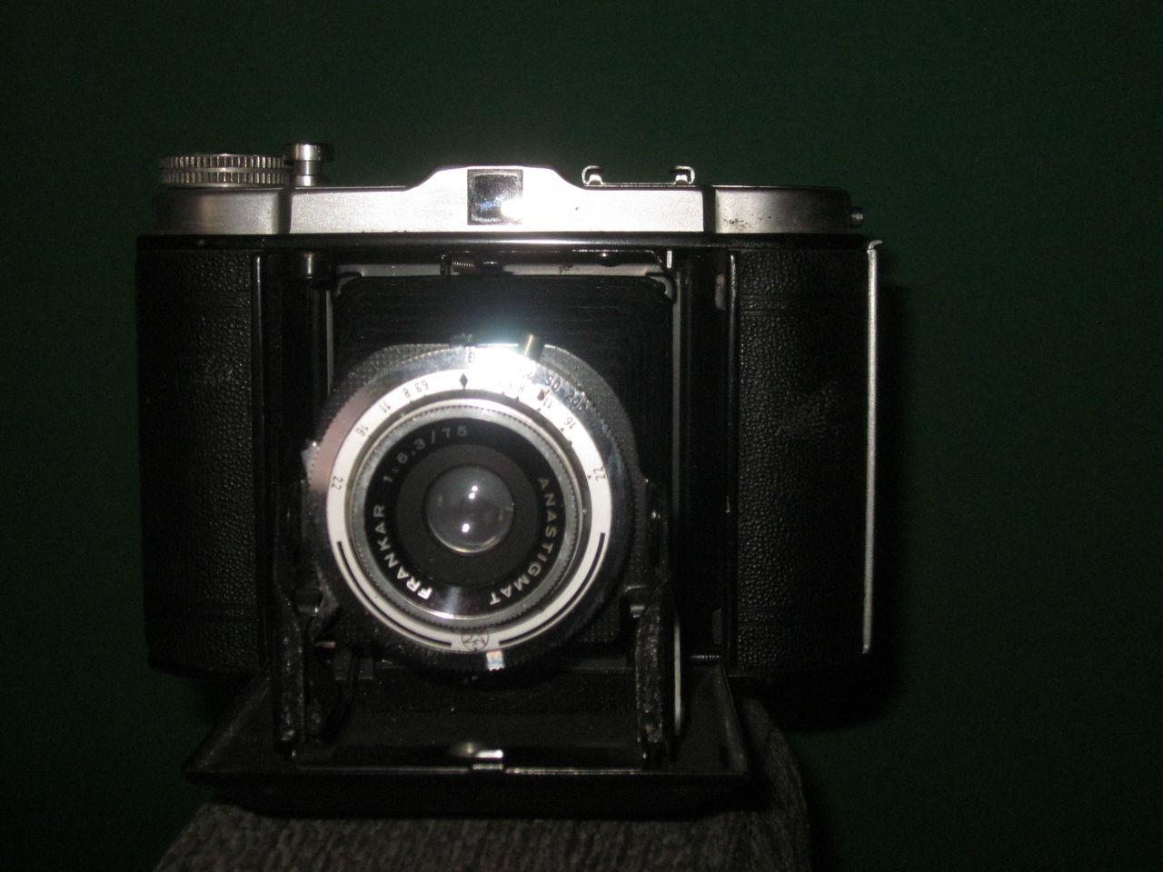 Один из надежных пленочных фотоаппаратов