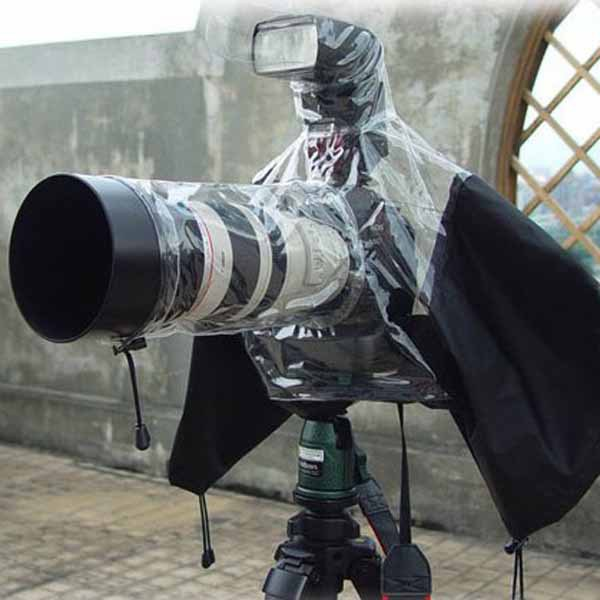 Дождевик для фотоаппарата своими руками