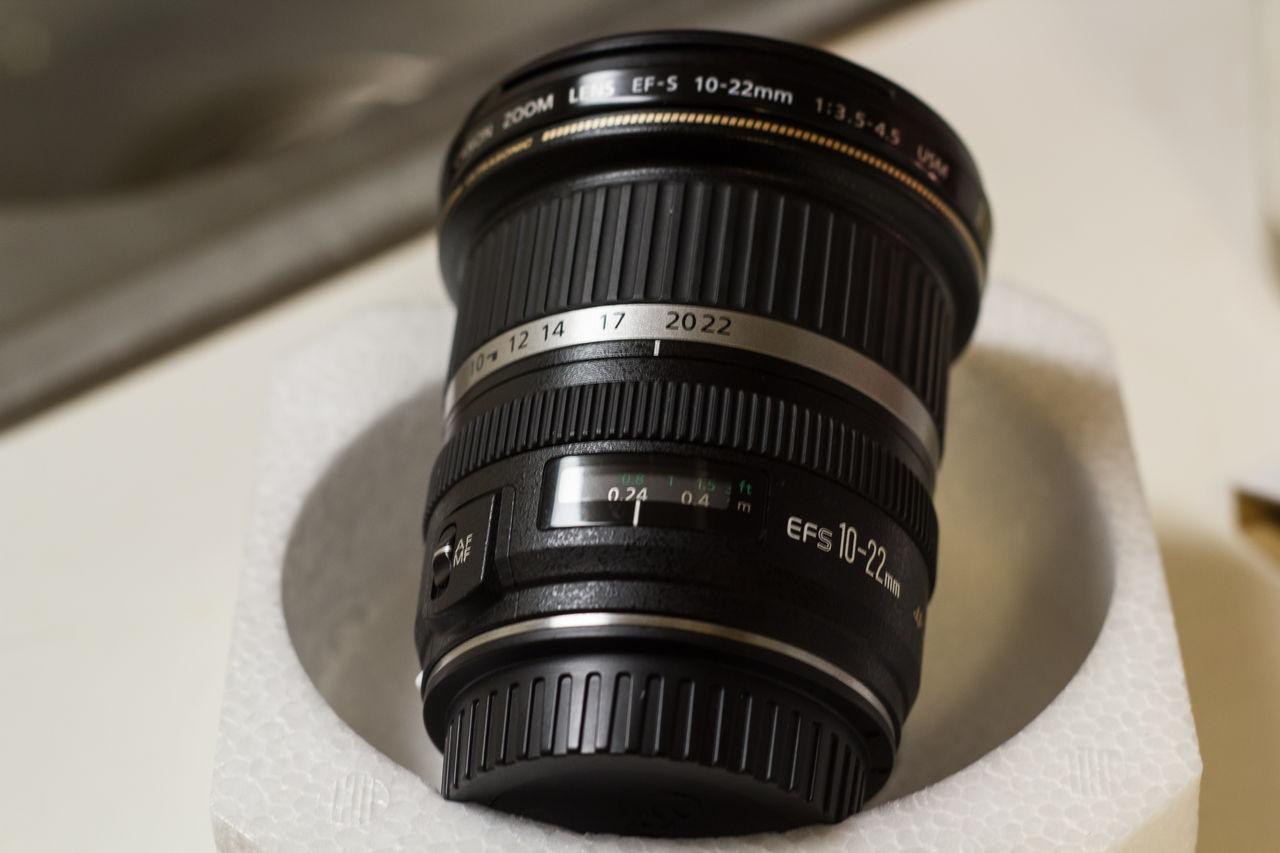Canon 10 - 22mm photos
