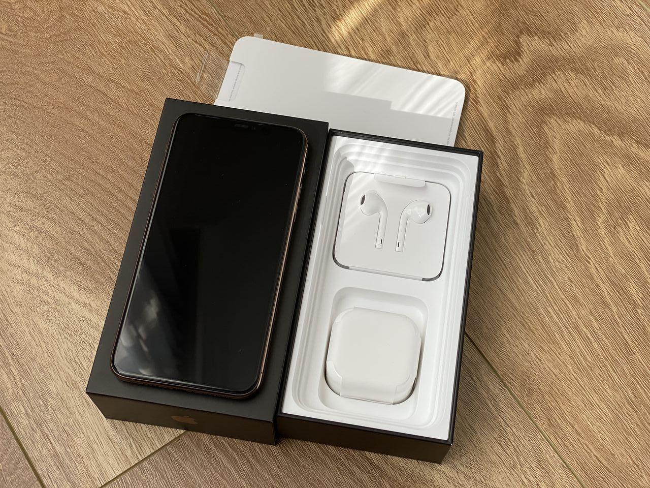 Iphone 11 Pro Max Gold 64GB Neverlocked este nou in cutie