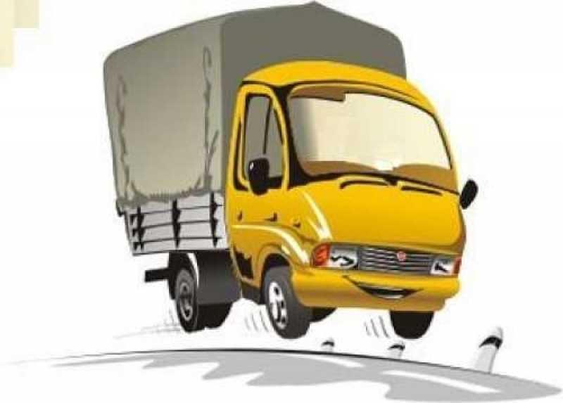 Прикольные рисунки грузовиков, праздником весны