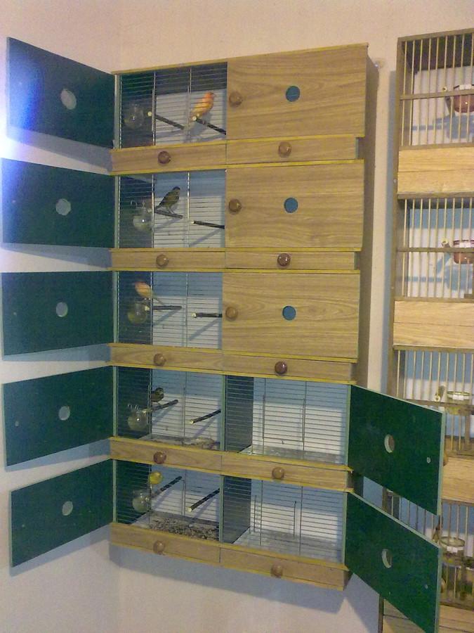 Шкаф для птиц