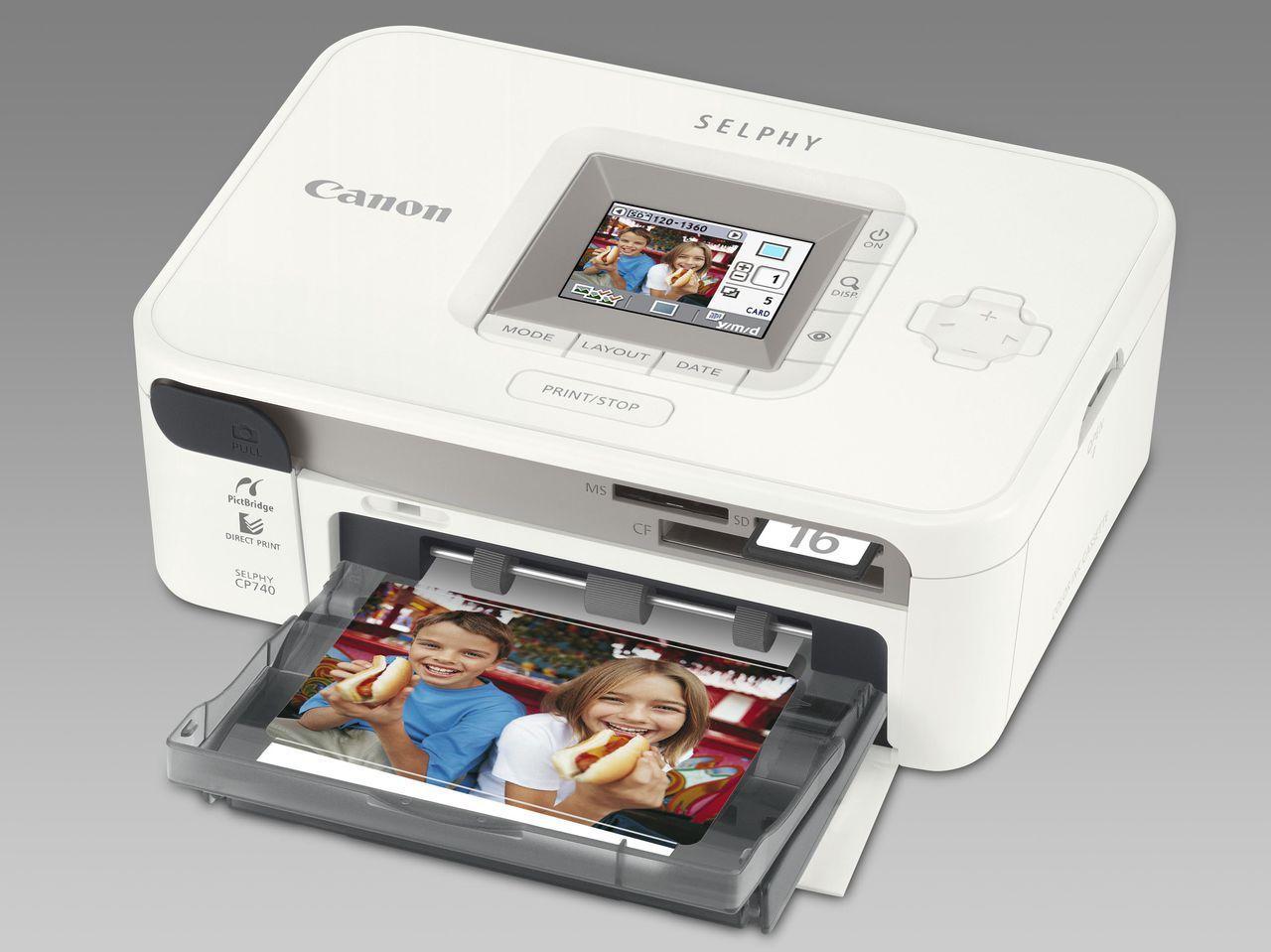 фотомашина для печати фотографий почти