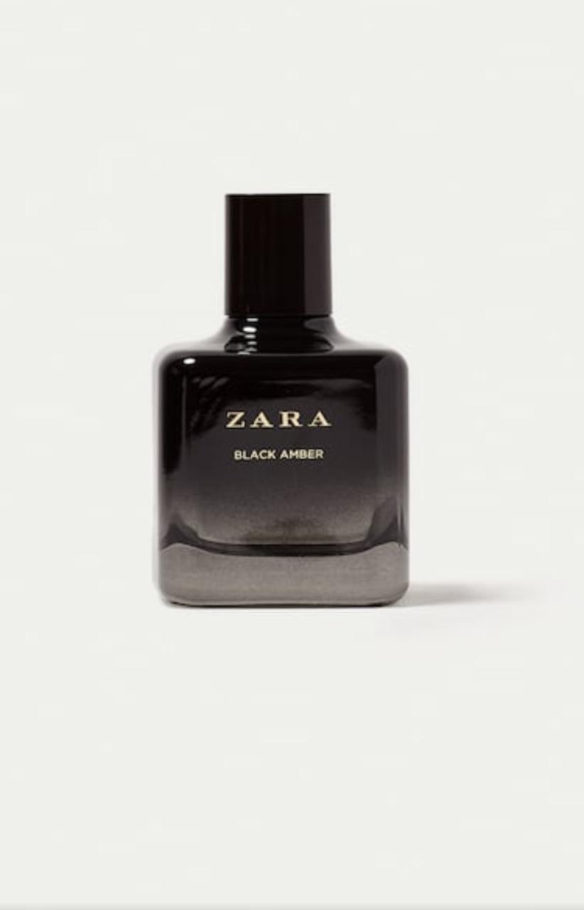 Parfum Zara Black Amber