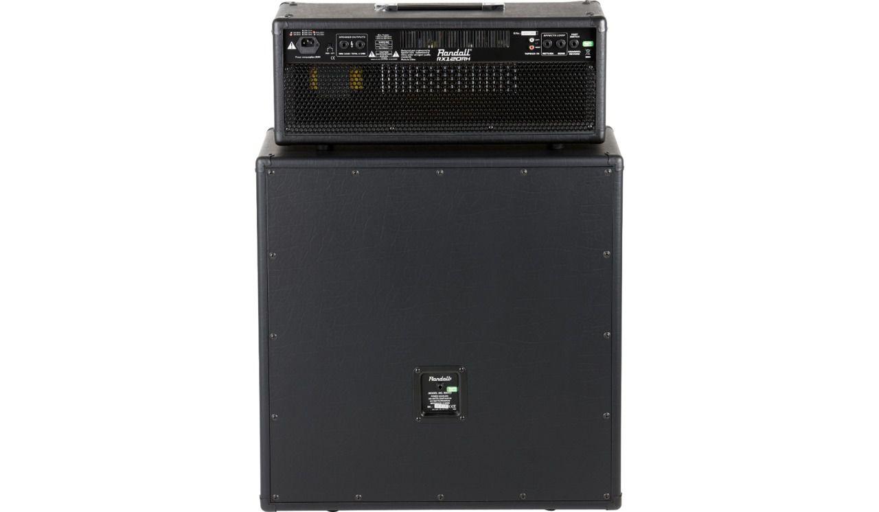 randall amplifiers rd50he diablo serie head
