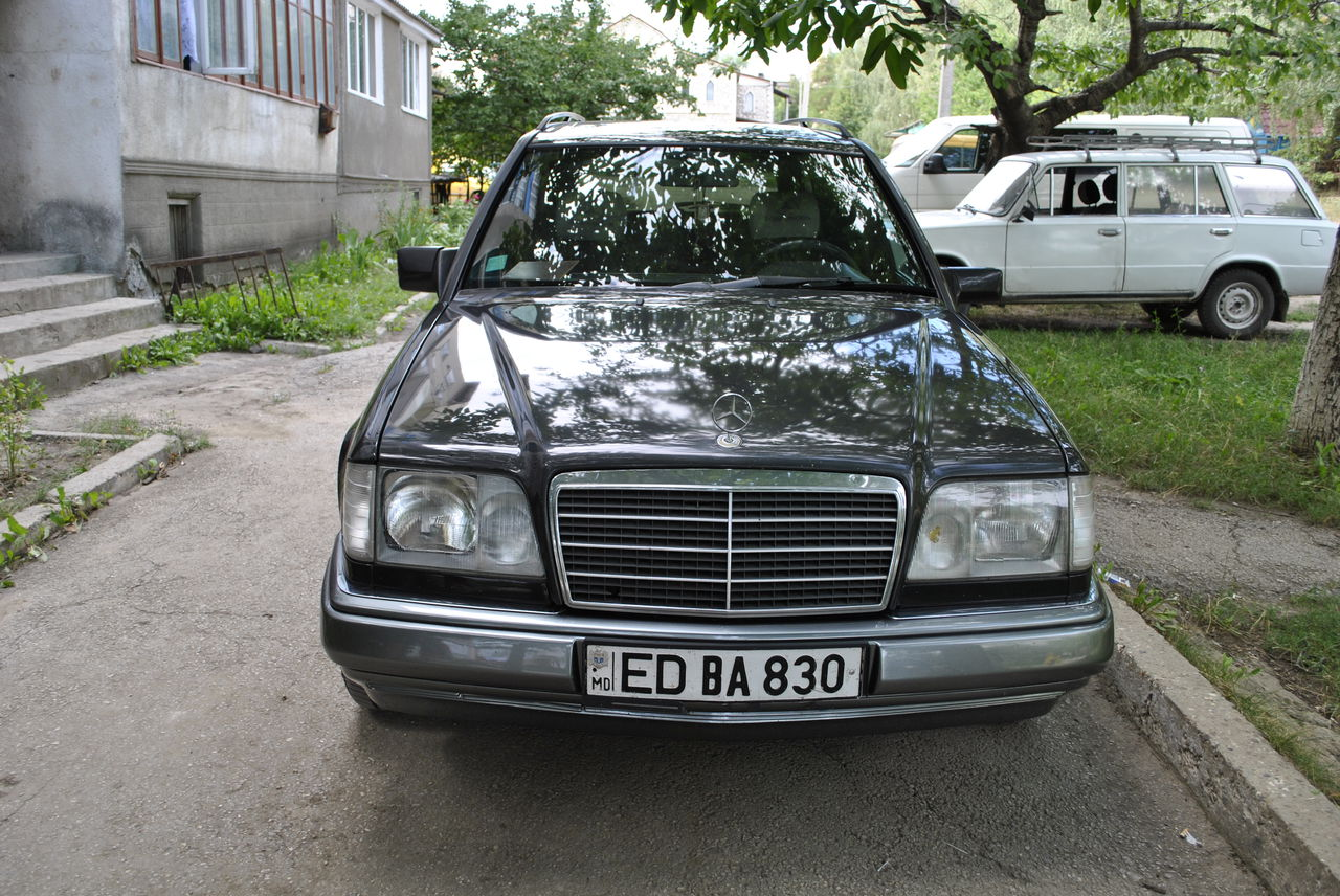 Mercedes benz series w124 for B series mercedes benz