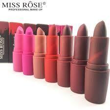 Vând Rujuri Mate Profesionale Miss Rose