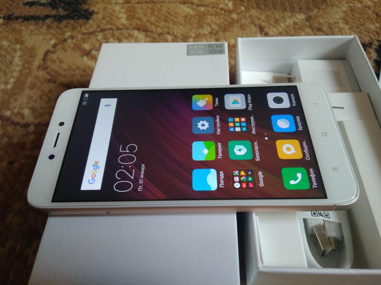 Xiaomi redmi 4x pro ram 3gb rom 32gb 8 for Plante xiaomi