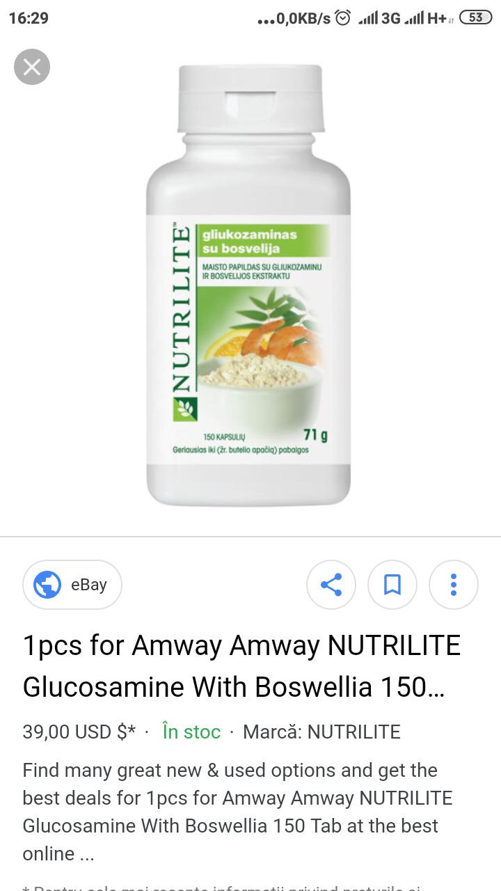 amway produse de slabit