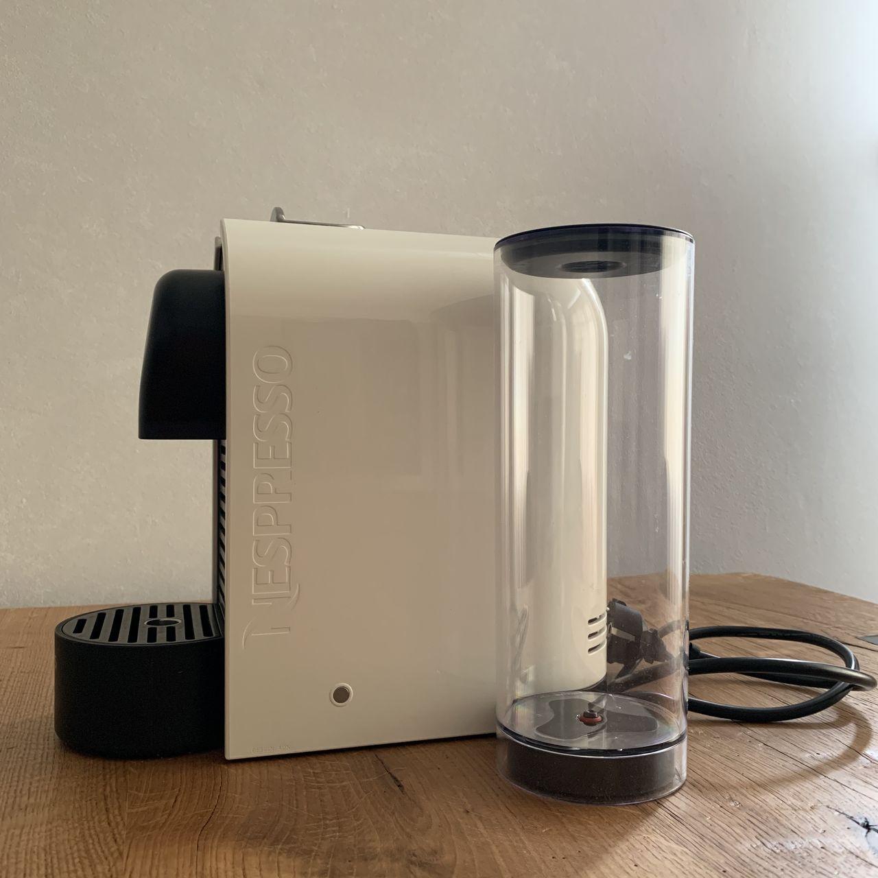 Krups Xn250 Etc Nespresso U Flow Steam Cover Spout Nespresso M130