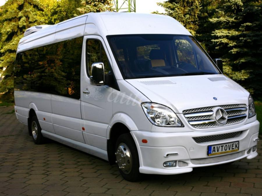 Mercedes Sprinter-518