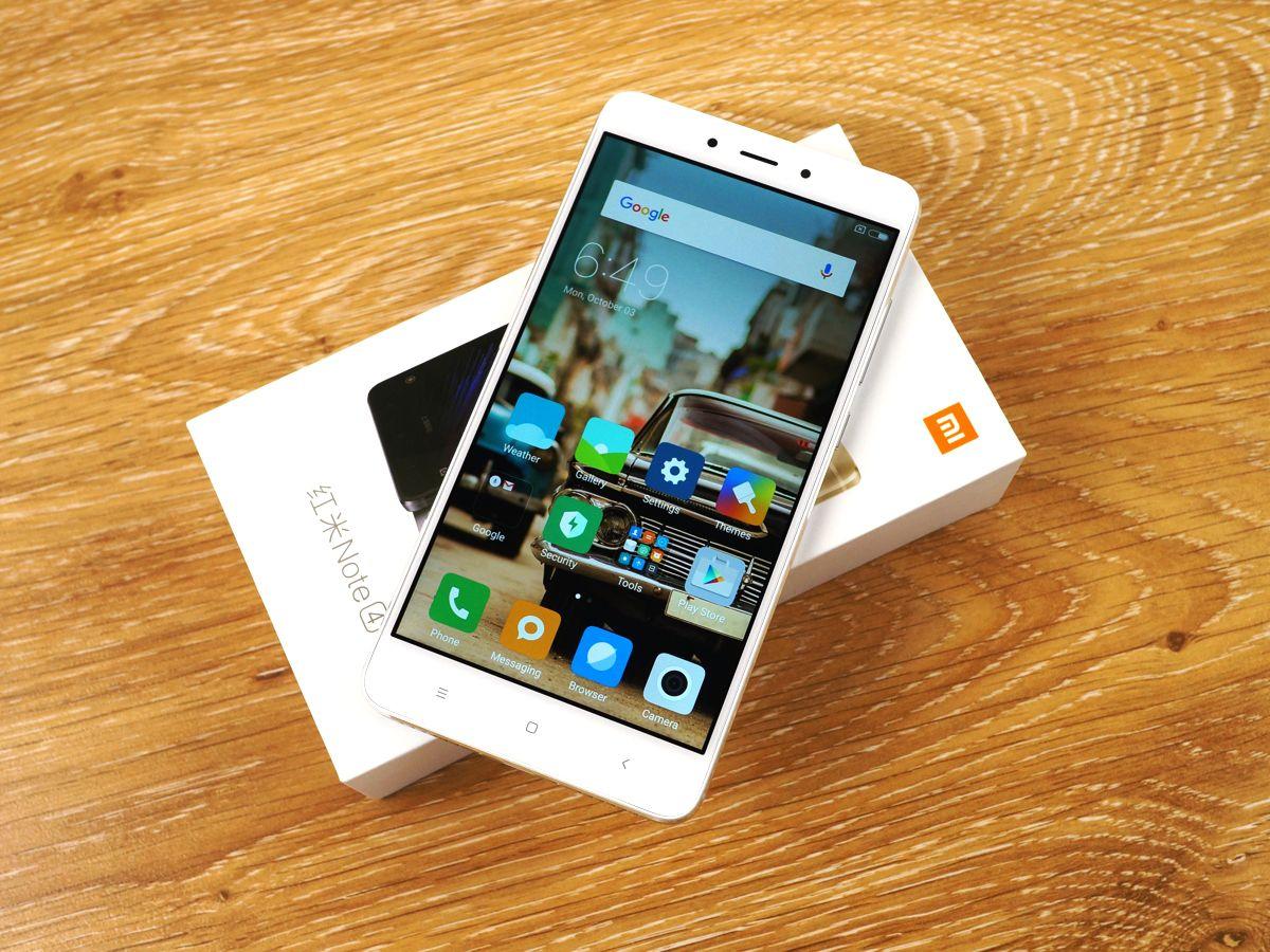 Xiaomi Redmi Note 4 3GB RAM 4G Phablet - GearBest