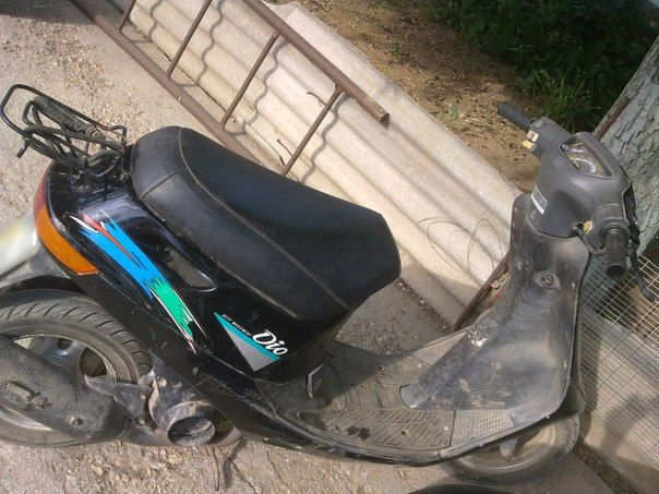 Ремонт скутера хонда с своими руками