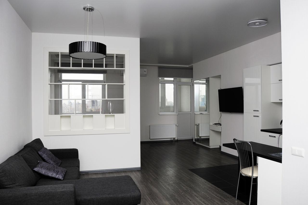 Apartament cu 1 odaie in casa noua, 28 m2, 12300 Euro