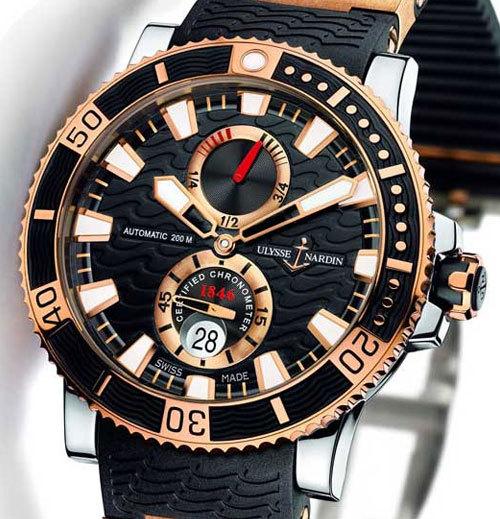 при этом часы ulysse nardin maxi marine diver цена себя аромат